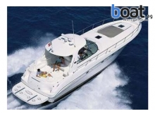 Sea Ray 460 Sundancer Low Hrs.