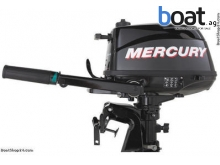 Mercury F 5 Mla Sp Sailpower, Neu