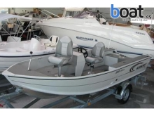 Alumacraft Yukon 165 Cs Angelboot
