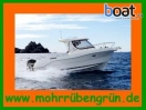 Bildergalerie Quicksilver 580 Pilothouse Angelboot - Bild 5