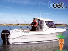 Quicksilver 640 Pilothouse Fishing