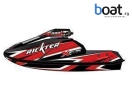 boat for sale |  RRP Rickter X-Fs Back Flip Hull